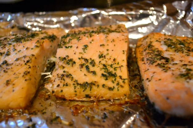 Herby Salmon